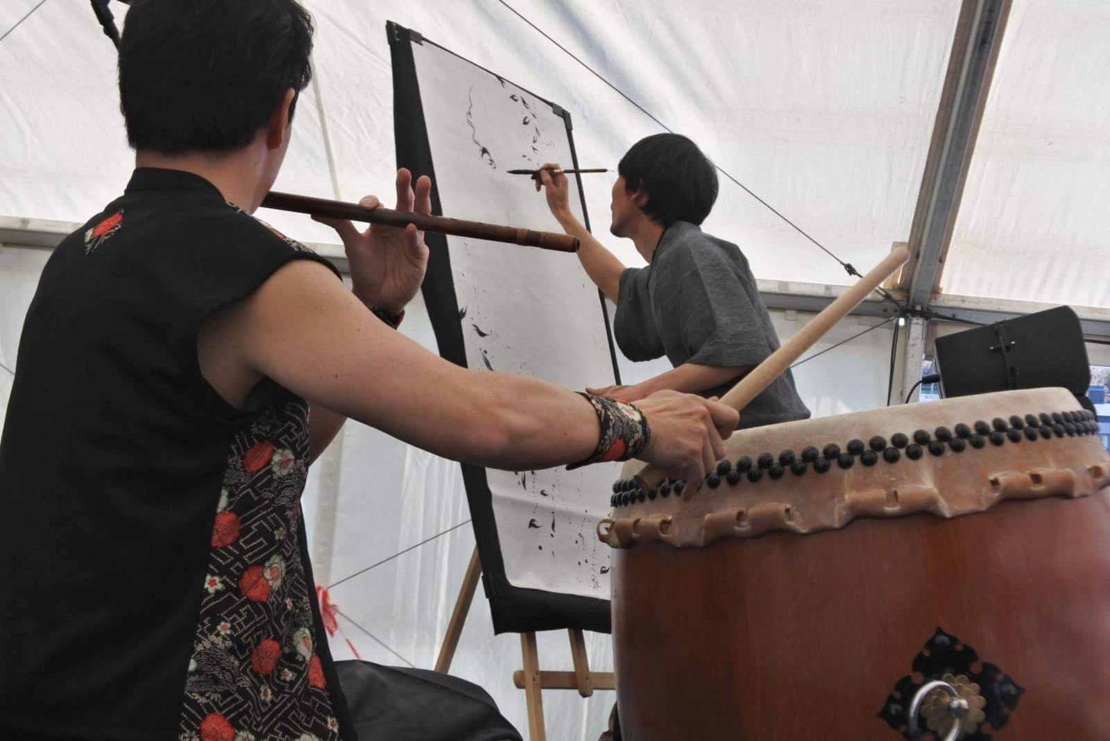 Keita Kanazashi y Mitsuru Nagata, Fiesta de la Primavera 2019, Andorra
