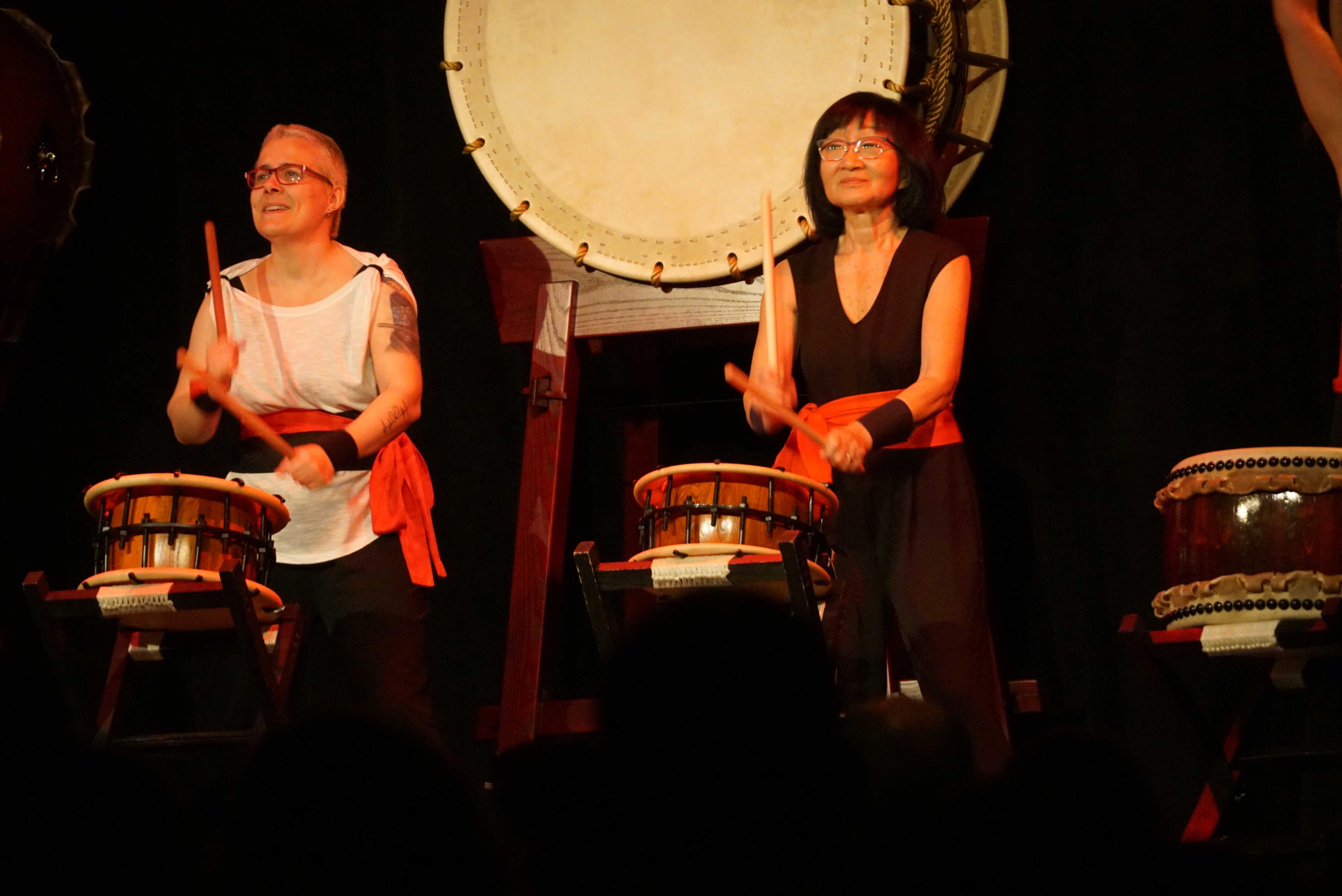 Taiko Enishi y Taiko O Koeté