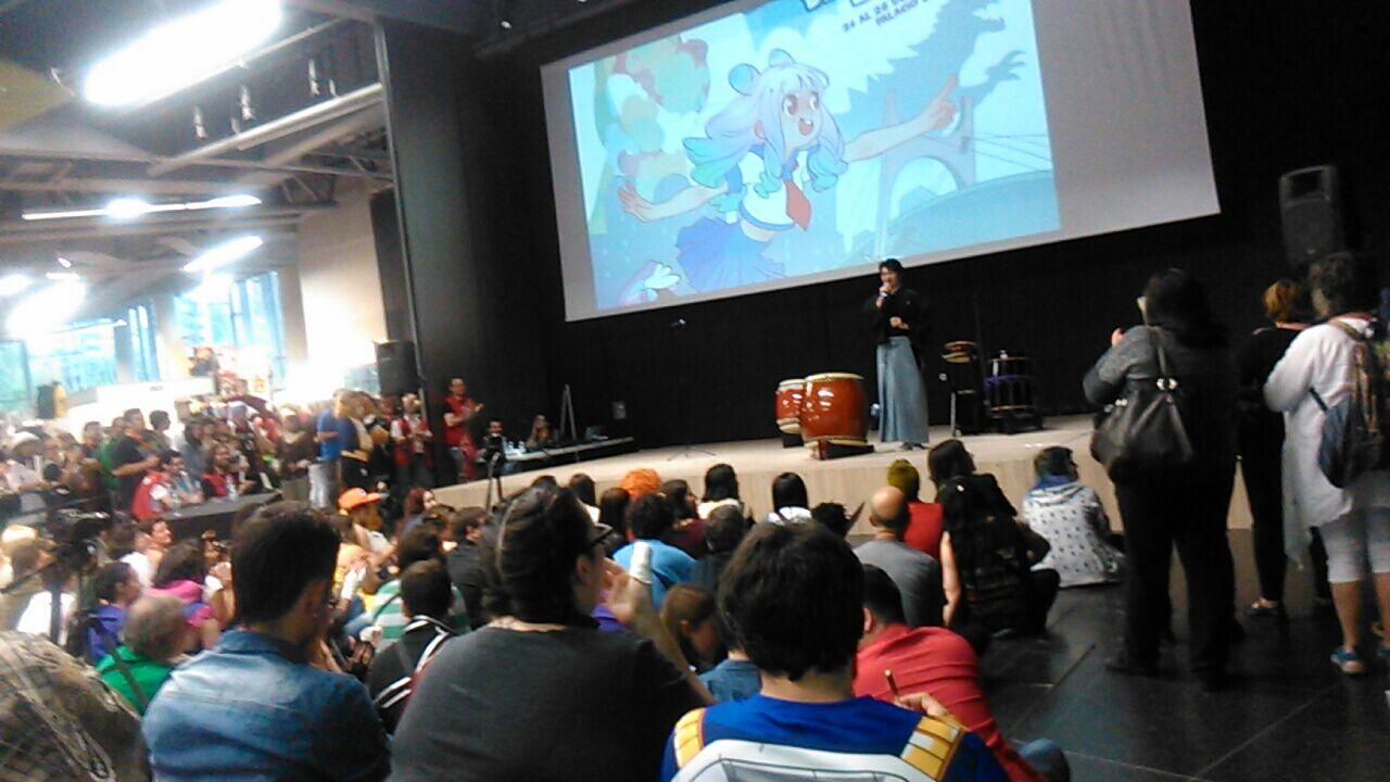 Salón del Manga y de la Cultura Japonesa de Bilbao, 2016